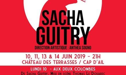 Les Soirées Sacha Guitry à Cap-d'Ail