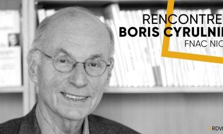 Boris Cyrulnik à la Fnac de Nice