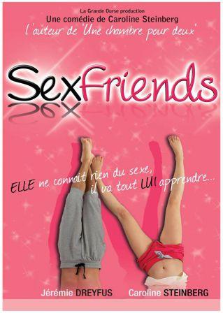 """Comédie """"Sexfriends"""" à Sanary-sur-Mer"""