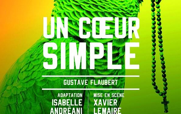 Un Cœur Simple de Gustave Flaubert à Vallauris