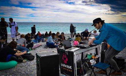 DJ Set Collectif Sauvage chez JOYA Lifestore