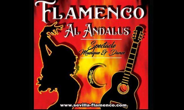 Al Andalus Flamenco Nuevo à Villeneuve-Loubet