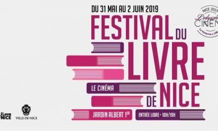 Le Festival du Livre de Nice