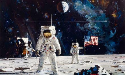 La Lune, du voyage réel aux voyages imaginaires