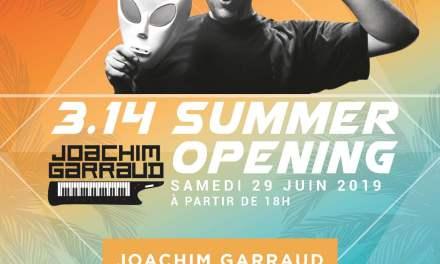 3.14 SUMMER OPENING – SOIREE D'OUVERTURE DE LA SAISON