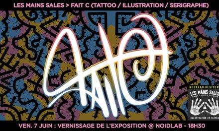 FAIT.C _ l'EXPO_Les Mains Sales (NO/ID*lab)