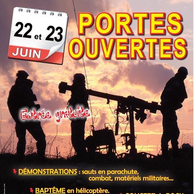 Journées Portes Ouvertes du 54e régiment d'artillerie