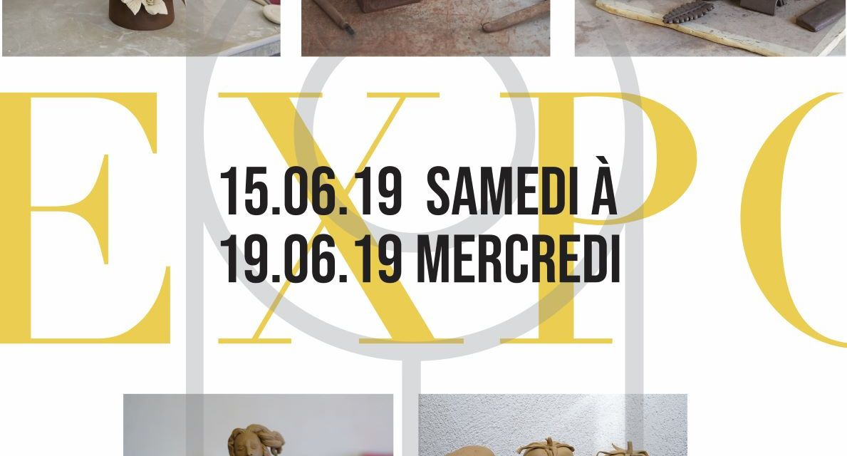 EXPOSITION A.I.R. Vallauris