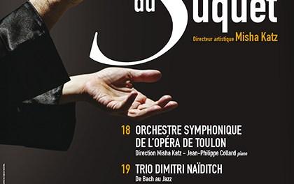 Nuits musicales du Suquet 2019