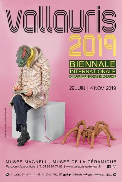 La Biennale Internationale de Céramique Contemporaine de Vallauris