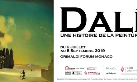 Exposition Dalí à Monaco