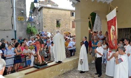 La Fête Patronale de la Saint-Roch à Cagnes-sur-Mer