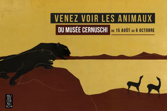 Les animaux du Musée Cernuschi au Musée des Arts Asiatiques de Nice