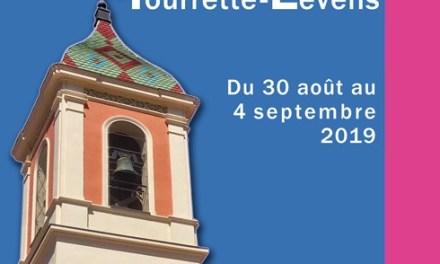 Festivités de la Sainte Rosalie à Tourette-Levens