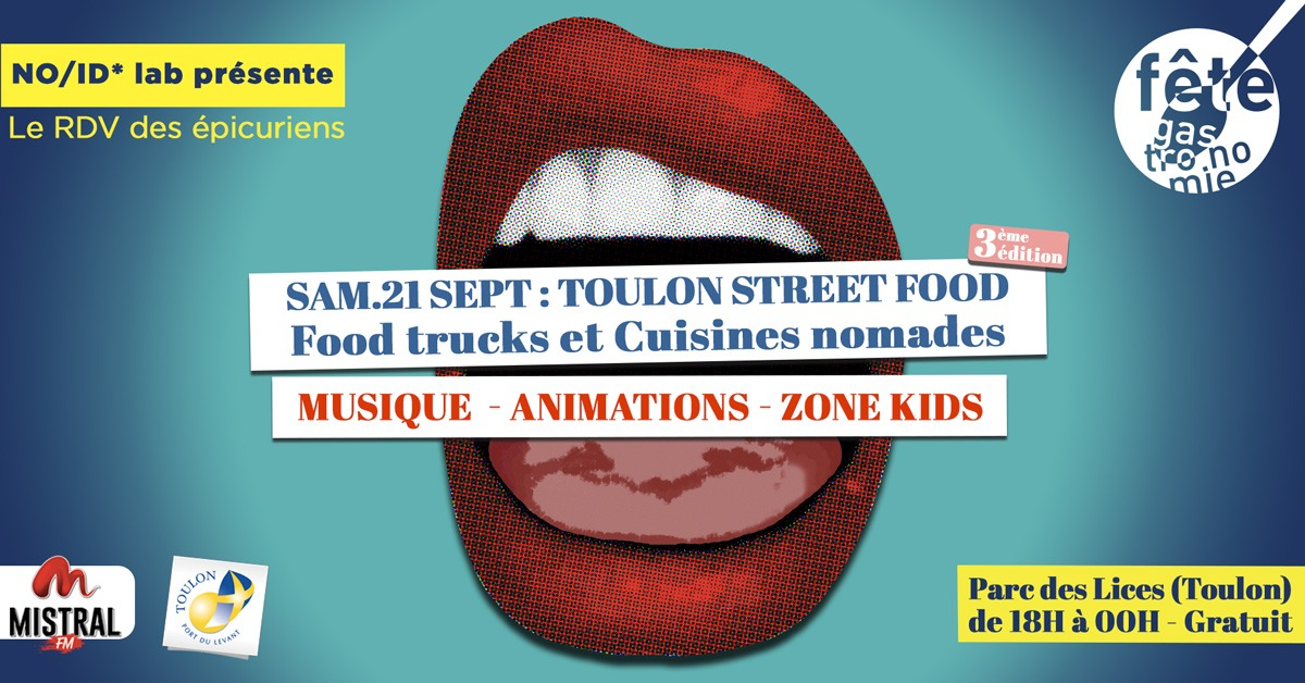 Toulon Street Food