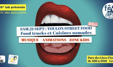 Toulon Street Food