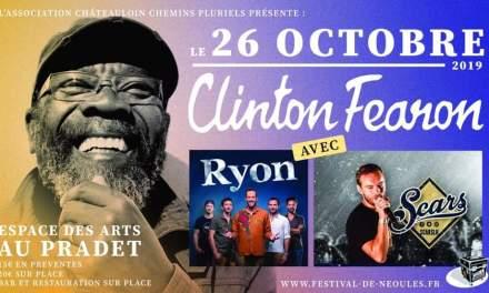 Clinton Fearon – Ryon – Scars au Pradet