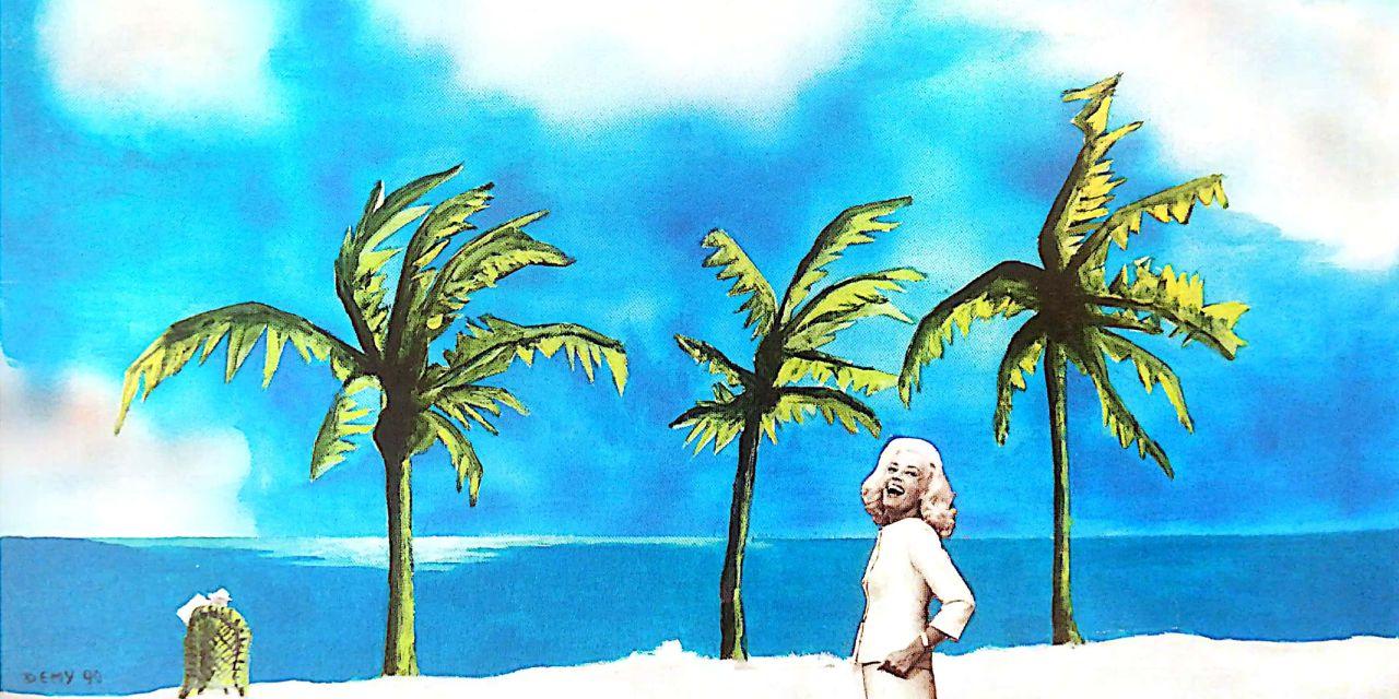 Création de La Saeta Arrêt sur images / La Baie des Anges de Jacques Demy (1963) dans le cadre de la Fête du Théâtre 2019