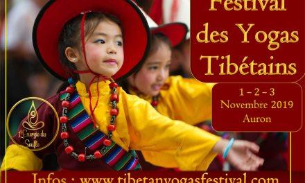 Le Festival des Yogas Tibétains