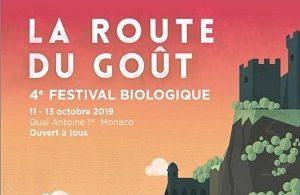 La Route du Goût à Monaco