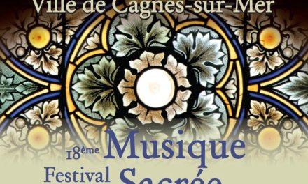 Festival de Musique Sacrée de Cagnes-sur-Mer