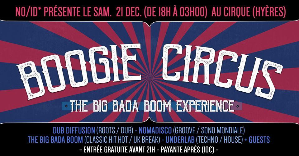 Boogie CIRCUS