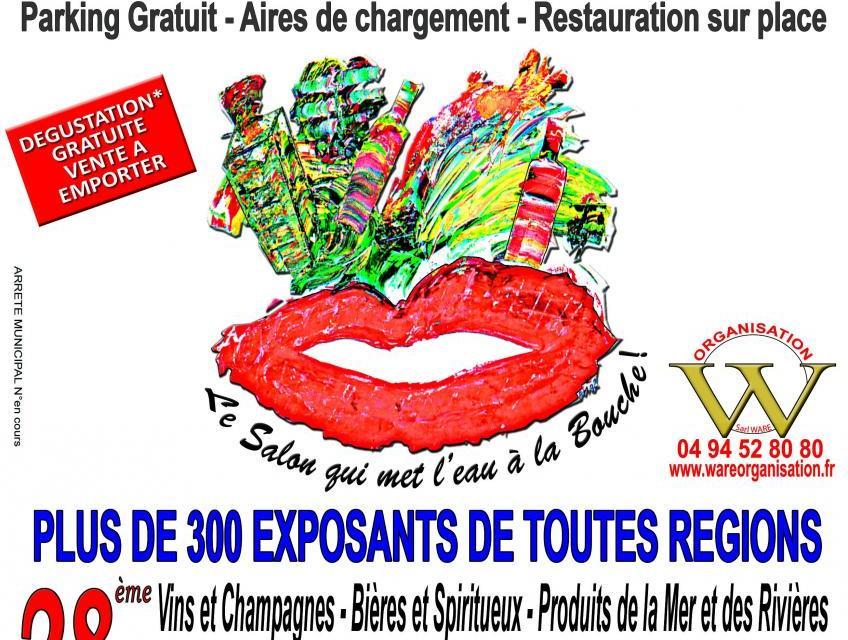 Salon du Palais Gourmand
