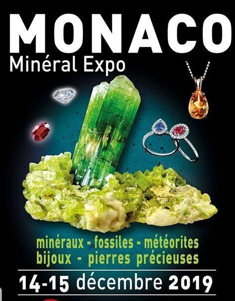 Monaco Minéral Expo