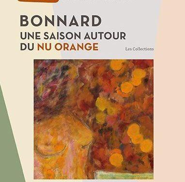 Exposition Une Saison Autour du Nu Orange au Musée Bonnard