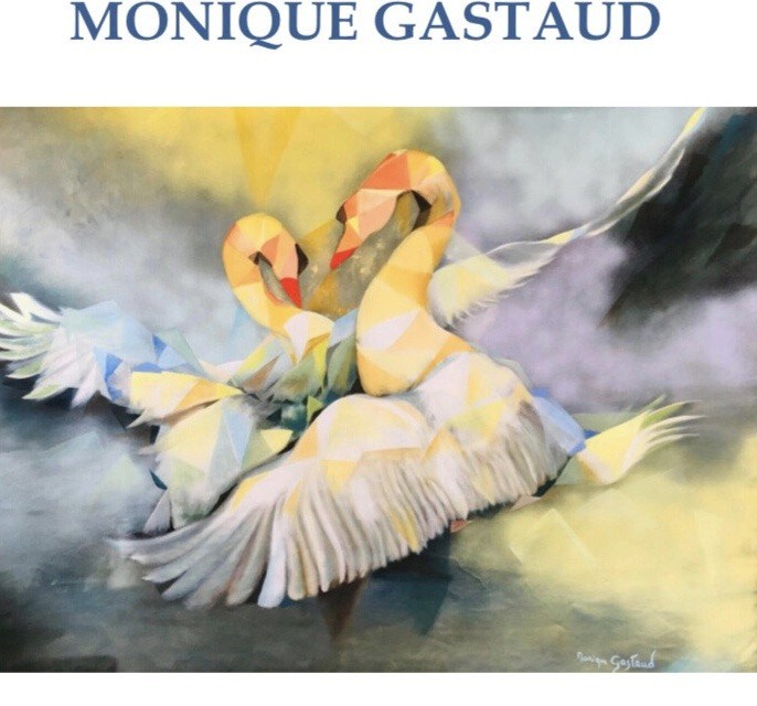 Exposition Monique Gastaud à Colomars