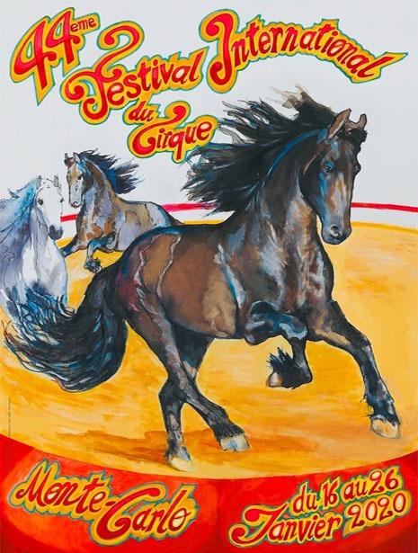 Le Festival International du Cirque de Monte-Carlo