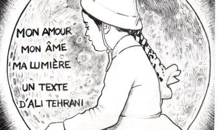 Lecture «une recherche théâtrale Mon amour,  Mon âme, Ma lumière»