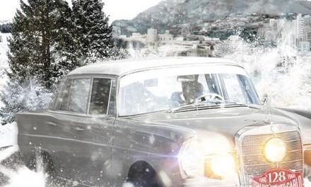 23e Rallye Monte-Carlo Historique