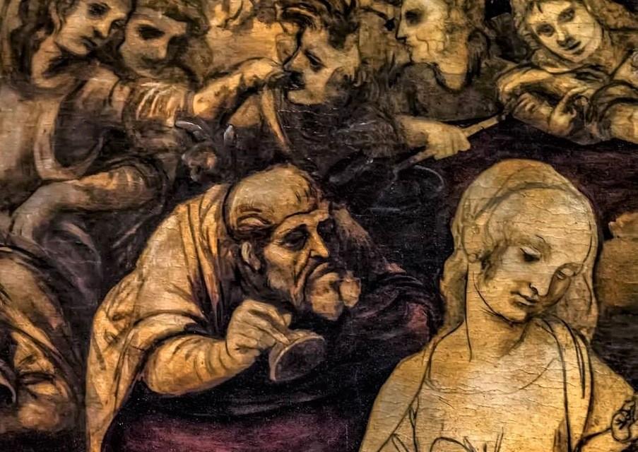 Cycles de conférences «Pas à Pas, Esquisse autour de Léonard de Vinci» Trois rencontres et trois causeries