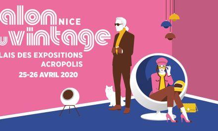 Salon du Vintage à Nice
