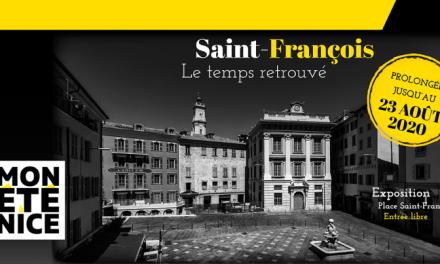 Saint-François, le temps retrouvé à Nice