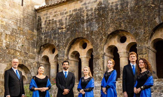 Les Voix Animées – 6 voix a cappella – Abbaye du Thoronet