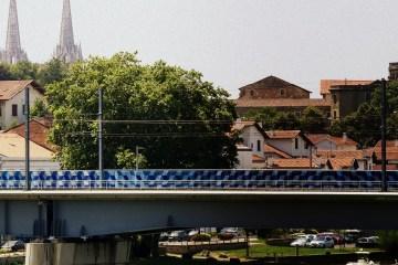 Fresque monumentale Bayonne