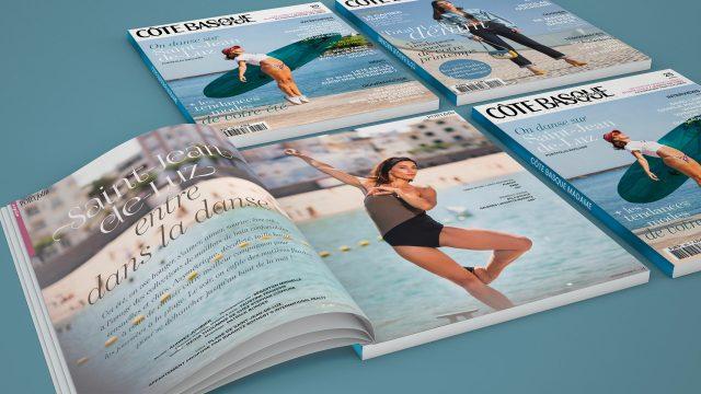 Magazine Cote basque madame
