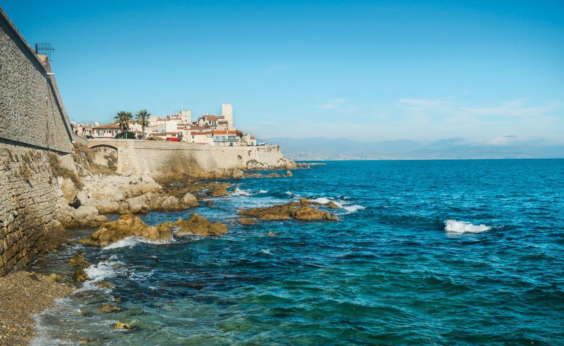 Antibes - eine kulturbegeisterte Hafenstadt