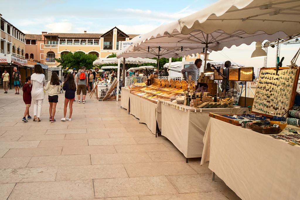 Nachtmarkt am Cap Esterel Agay