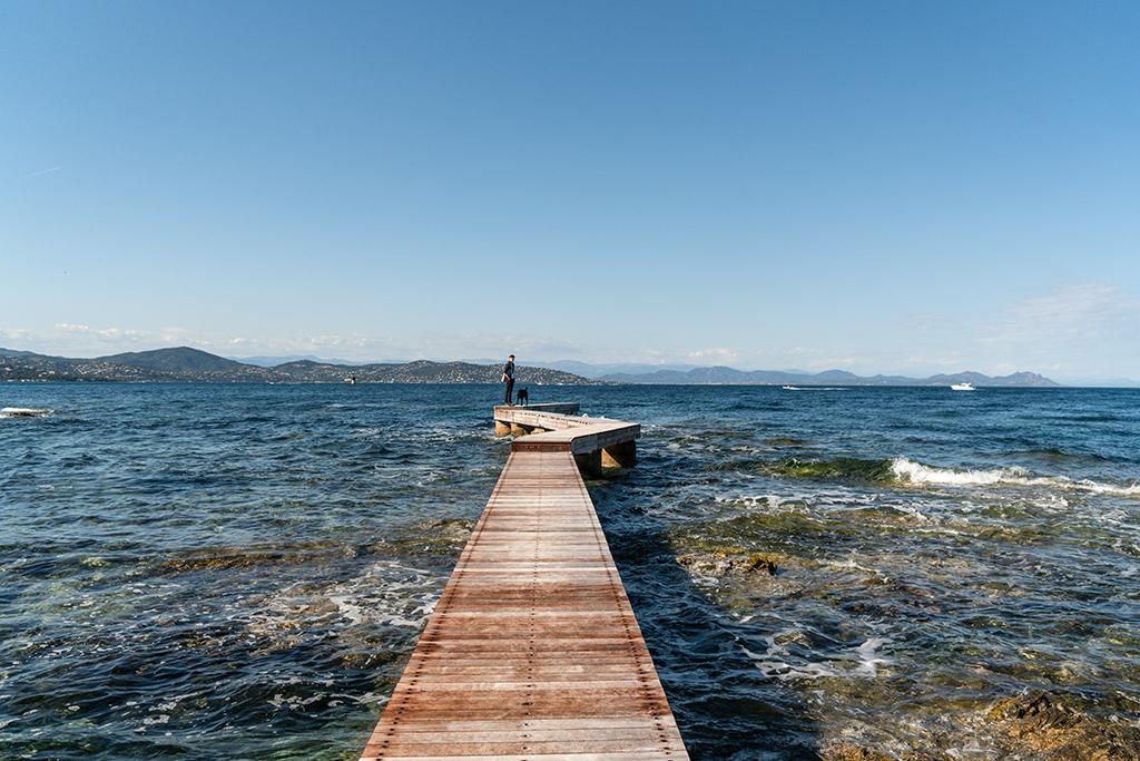 Der für mich schönste Abschnitt des Küstenwanderwegs ist dieser hier.
