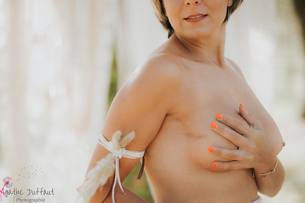 On pose pour le rose - Benefizveranstaltung von Agathe Duffaut für die Brustkrebsforschung