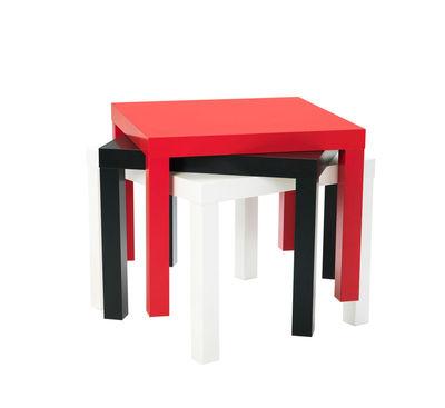 Des Tables Basses En Couleur Pour Petits Et Gros Budgets