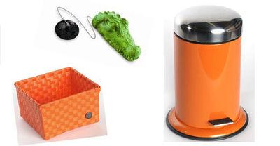 Accessoires Salle De Bain Couleur Orange Bright Shadow Online