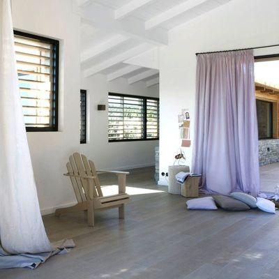 10 Modles De Rideaux Pour Le Salon Ct Maison