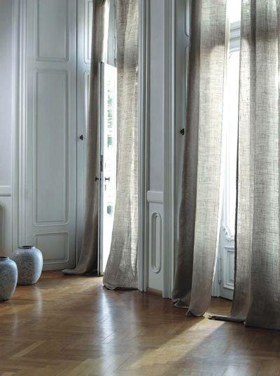 Dco Rideaux Salon Design