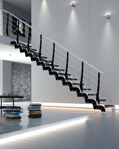 Escalier Design Un Atout Architectural Pour La Maison