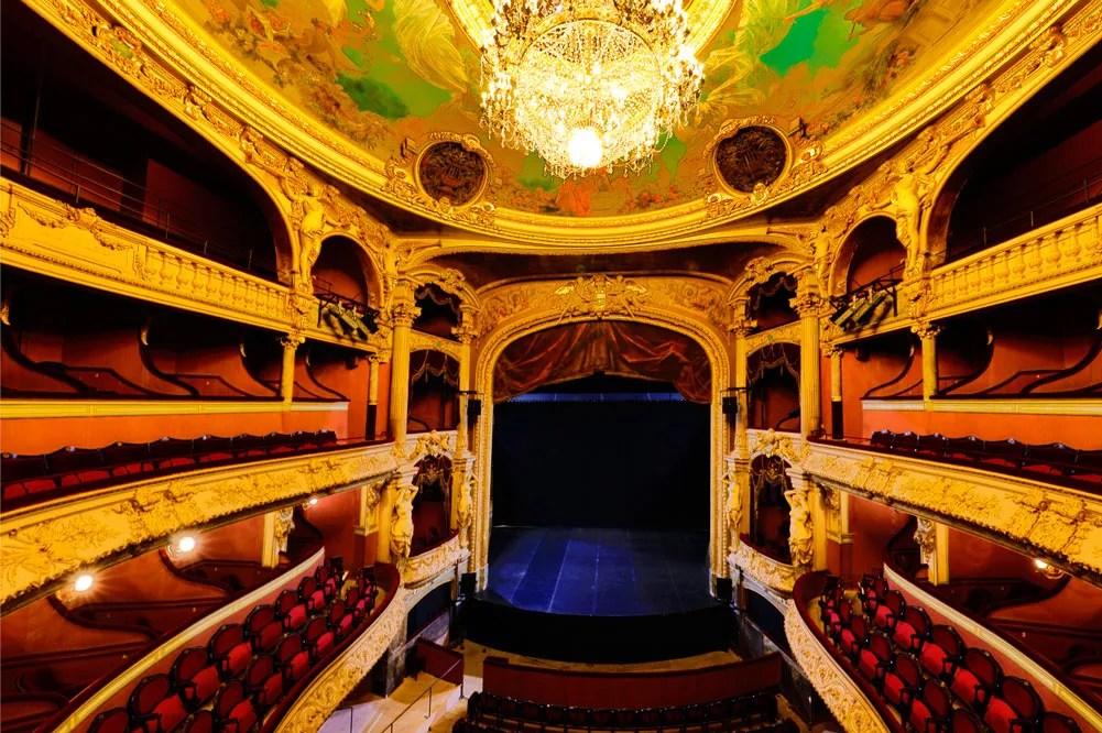 theatre a l italienne de cherbourg en cotentin cotentin tourisme