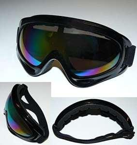 Masque de ski/snowboard 1017 noir